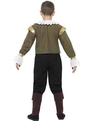 Shakespeare - Child Costume back