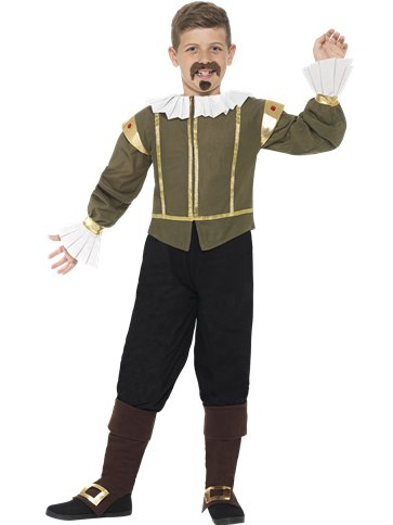 Shakespeare - Child Costume front