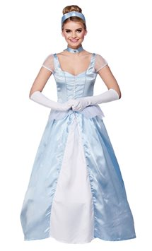 Sweet Cinders - Adult Costume