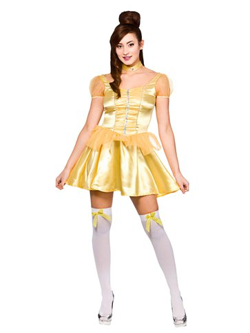 Beautiful Princess   Adult Costume Front