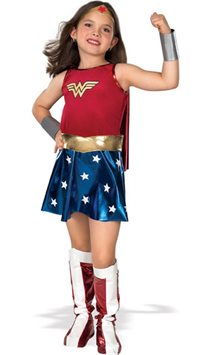 Wonder Woman - Child Costumes