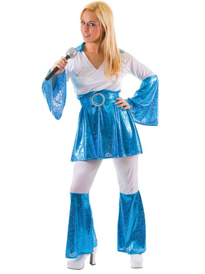 Mama Mia - Adult Costume