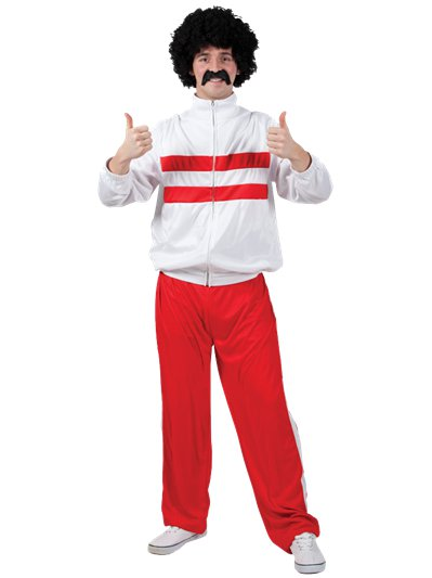 Funny Athlete - Adult Costume