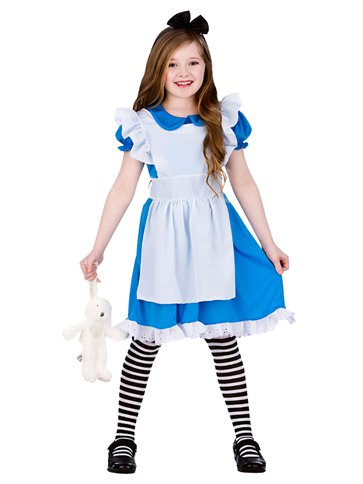 Classic Alice - Child Costume front