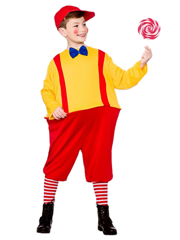 Storybook Twin - Child Costume front
