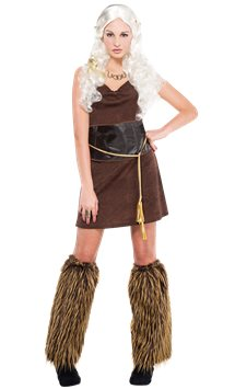 Warrior Dress - Adult Costume
