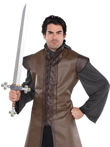 Warrior Tunic - Adult Costume front