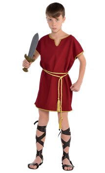Roman Soldier - Child Costume | Party Delights