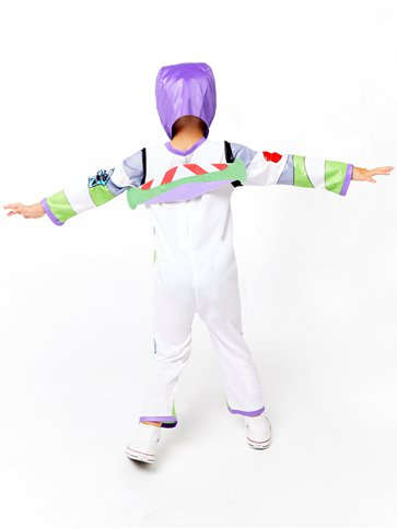 Buzz Lightyear - Toddler & Child Costume back