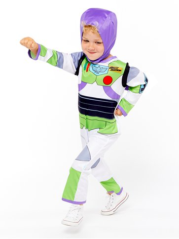 Buzz Lightyear - Toddler & Child Costume left
