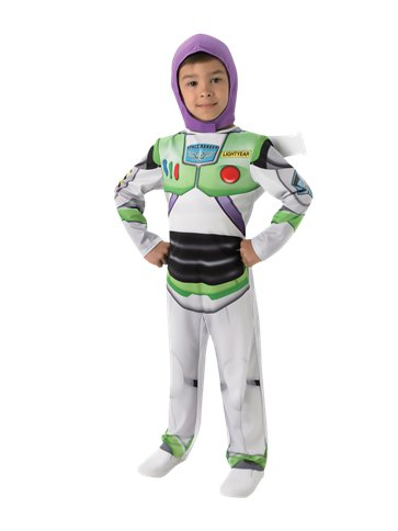 Buzz Lightyear - Toddler & Child Costume pla