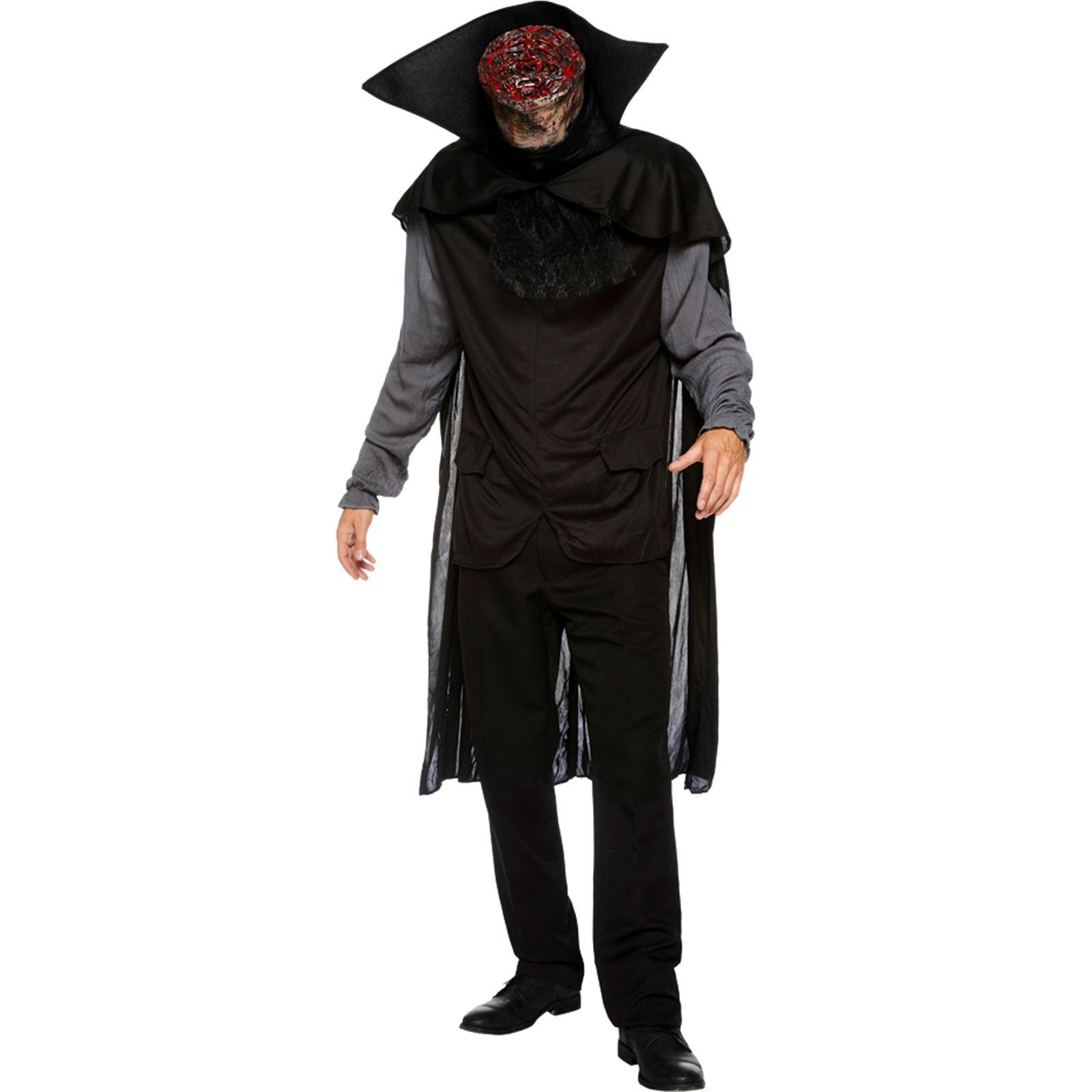 Caricamento dell immagine in corso Amscan-Da-Uomo-Halloween -Cavaliere-Senza-Testa-Costume- a5c3a4da78b3