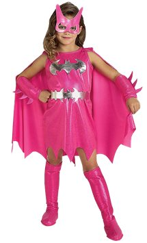 Batgirl - Toddler and Child Costume