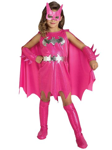 Batgirl - Toddler and Child Costume front