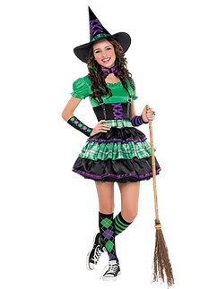 Wicked Cool Witch