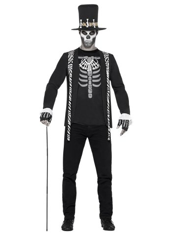 Witch Doctor - Adult Costume front
