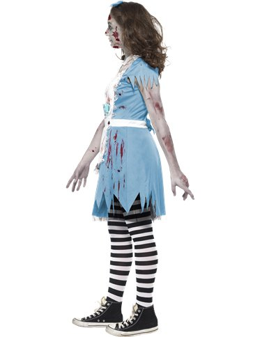 Zombie Tea Party - Teenage Costume left