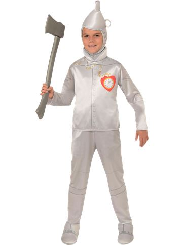 Tin Man - Child Costume front