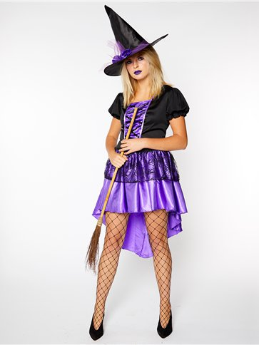 Glamorous Witch - Adult Costume front