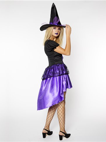 Glamorous Witch - Adult Costume left