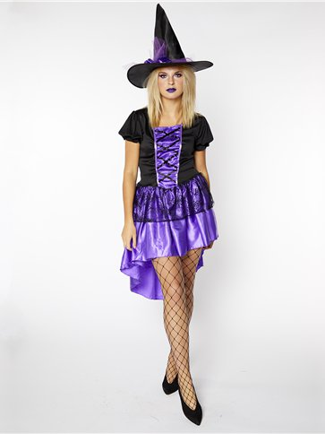 Glamorous Witch - Adult Costume pla