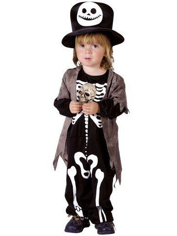 Skully Rascal - Child Costume front