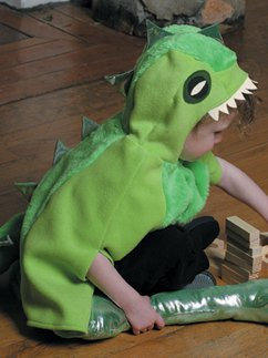 Dinosaur - Toddler and Child Costume