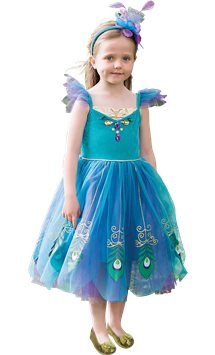 Peacock Fairy - Child Costume