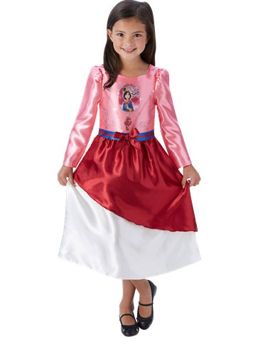 Disney Mulan Child Costume Party Delights