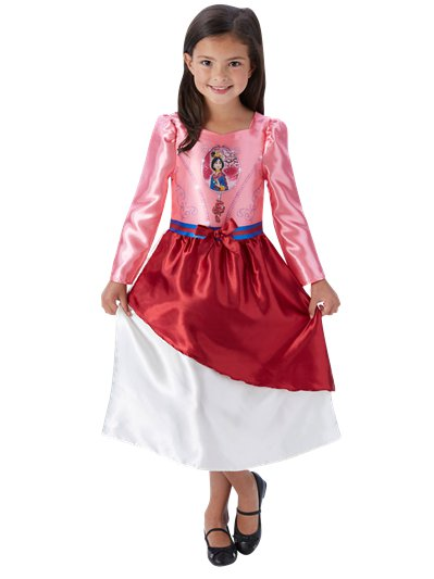 Disney Mulan - Child Costume
