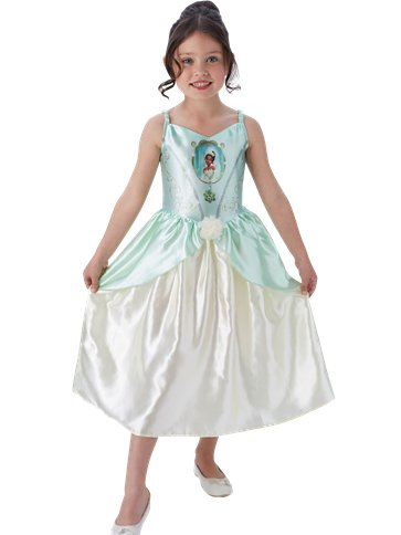 Disney Tiana - Child Costume front