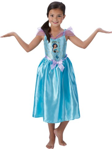 Disney Jasmine - Child Costume front