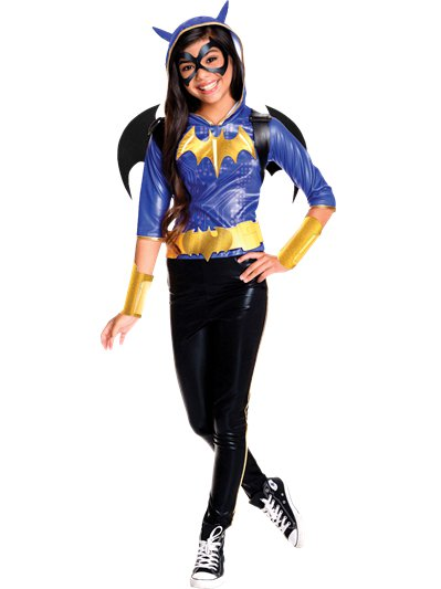 Batgirl Deluxe - Child Costume