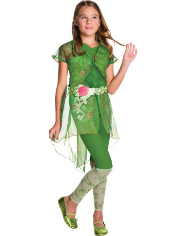 Poison Ivy - Child Costume front