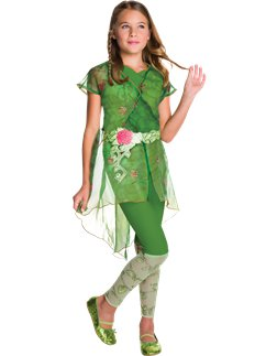 Deluxe Poison Ivy - Child Costume