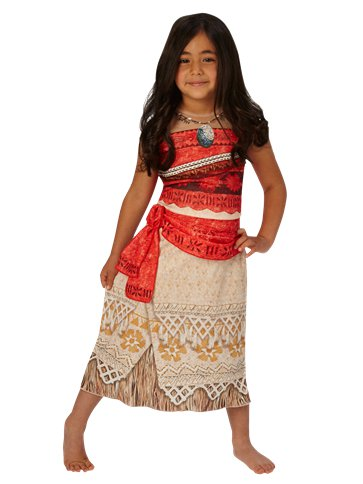Disney Moana - Child Costume front