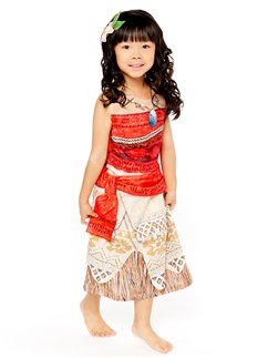 Disney Moana Deluxe - Child Costume