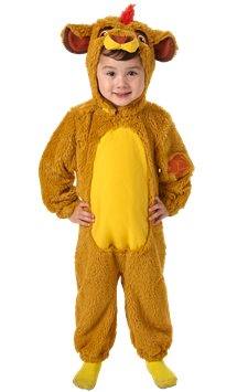 Disney Lion Guard Kion - Child Costume