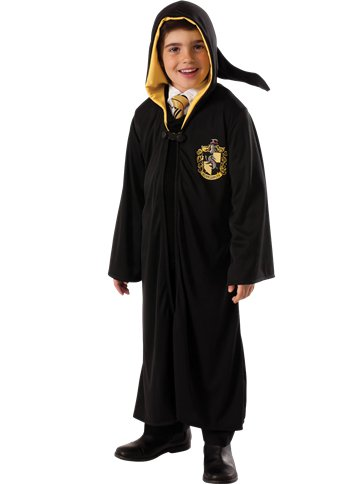 Fantastic Beasts Hufflepuff Robe - Child Costume front