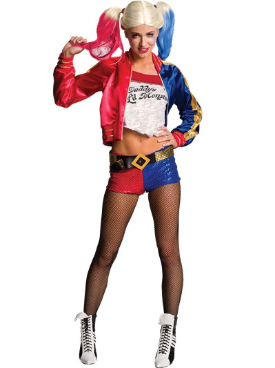 Harley Quinn Deluxe - Adult Costume