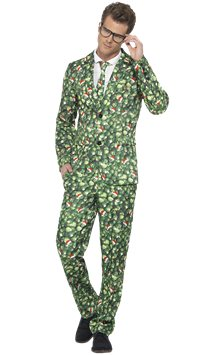 Brussel Sprout Suit - Adult Costume
