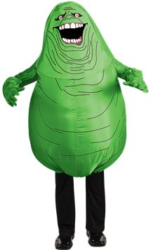 Inflatable Slimer - Adult Costume