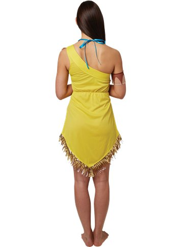 Disney Pocahontas Adult Costume Party Delights