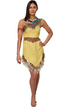 Disney Pocahontas -Adult Costume