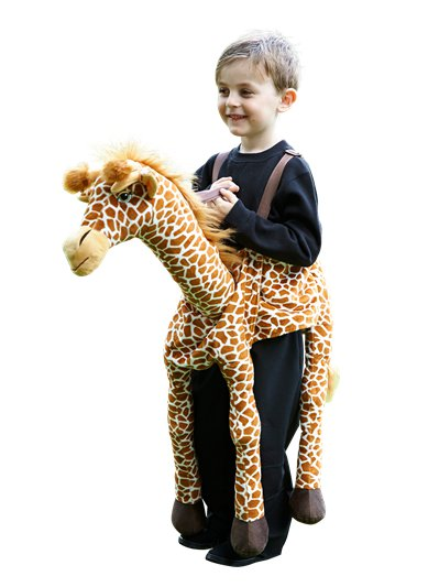 Ride on Giraffe -Child Costume