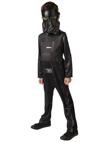 Classic Death Trooper - Child and Teen Costume front