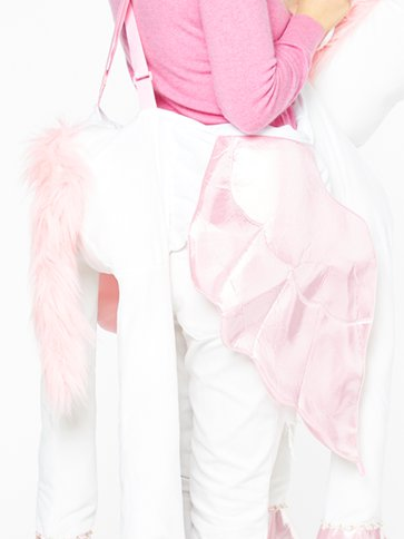 Adult Ride on Unicorn - Adult Costume right