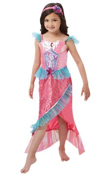Mermaid Princess Deluxe - Child Costume