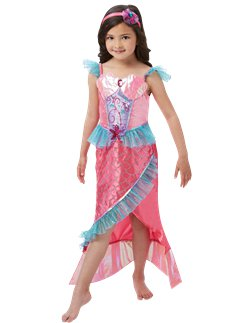 Deluxe Mermaid Princess - Child Costume