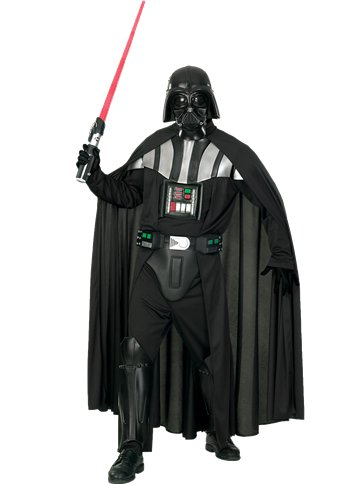 Deluxe Darth Vader front